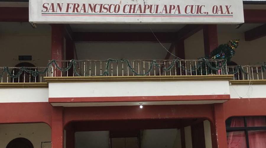 Denuncian obras fantasmas en San Francisco Chapulapa | El Imparcial de Oaxaca