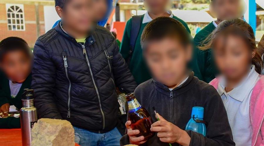 Reusan y promueven hermandad con niños de Santa Cruz Itundujia | El Imparcial de Oaxaca