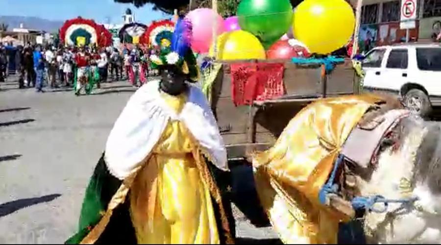 Celebran el Día de Reyes en la Villa de Zaachila | El Imparcial de Oaxaca