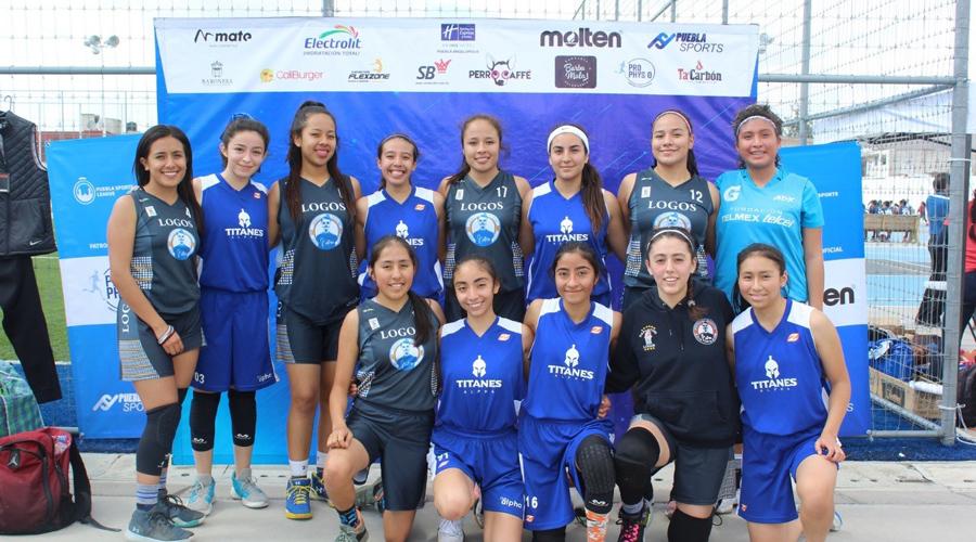 Equipos del Club Lobos rumbo a la final de la League Puebla Sport | El Imparcial de Oaxaca
