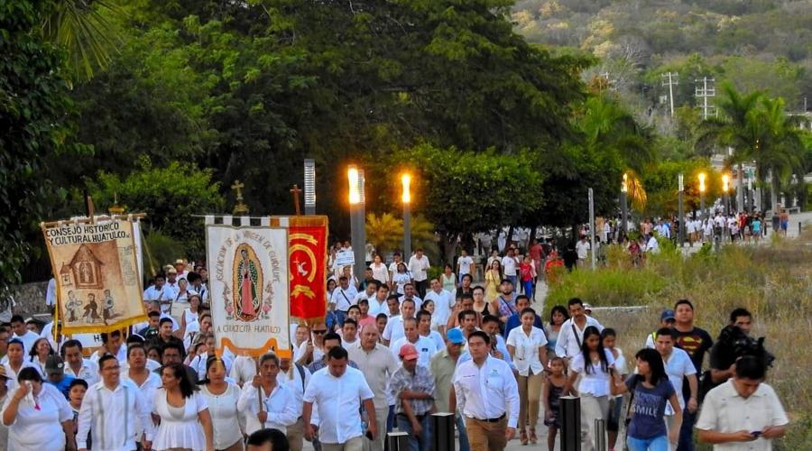 481 años de la titulación de Santa María Huatulco   El Imparcial de Oaxaca