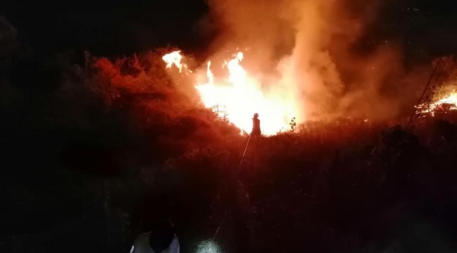 Se propagan los incendios | El Imparcial de Oaxaca