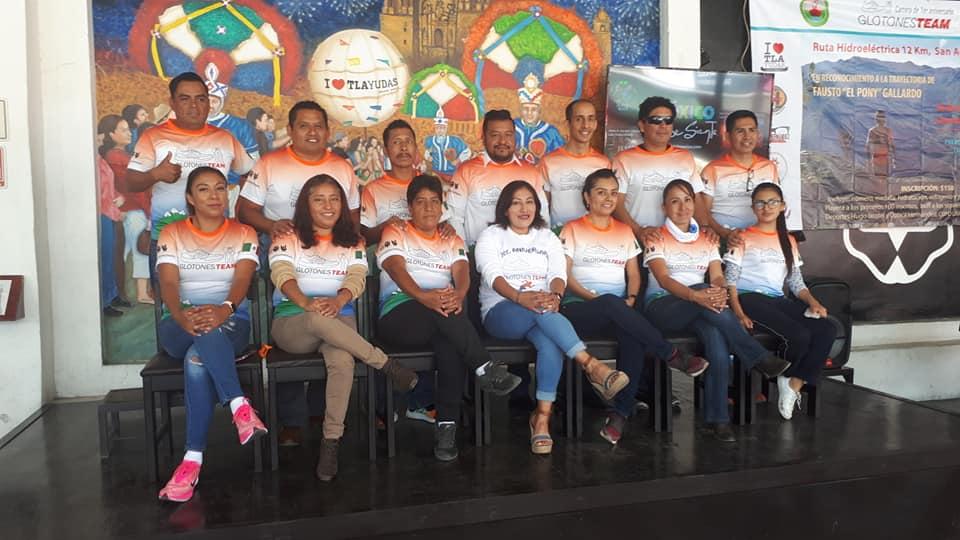 Festeja club de atletismo, primer aniversario, corriendo en San Agustín Etla | El Imparcial de Oaxaca