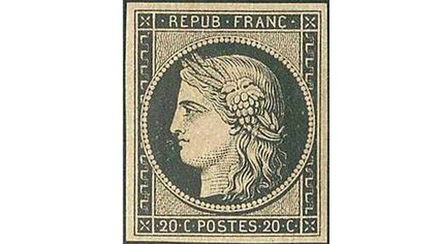 Los primeros timbres postales de Francia | El Imparcial de Oaxaca