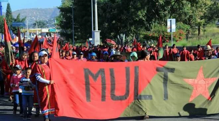 Pide MULT a CNDH mesas de diálogo | El Imparcial de Oaxaca