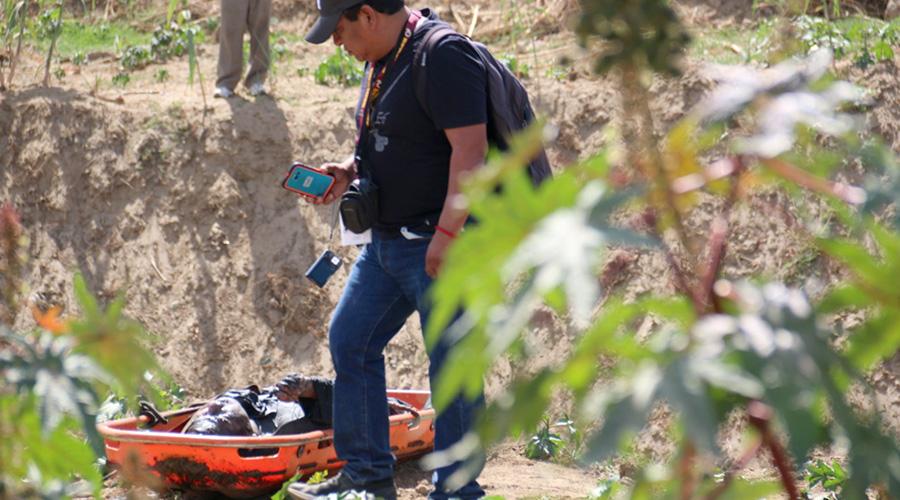 Hallan cadáver flotando en el Atoyac | El Imparcial de Oaxaca