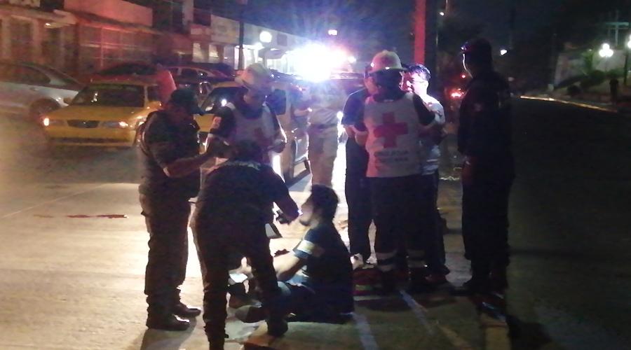 Dan salvaje golpiza a dos hombres frente a bar en Salina Cruz | El Imparcial de Oaxaca