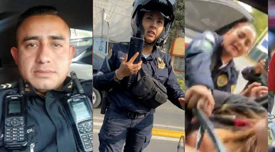 Video: Policías agreden al portero de Pumas y a su esposa embarazada | El Imparcial de Oaxaca