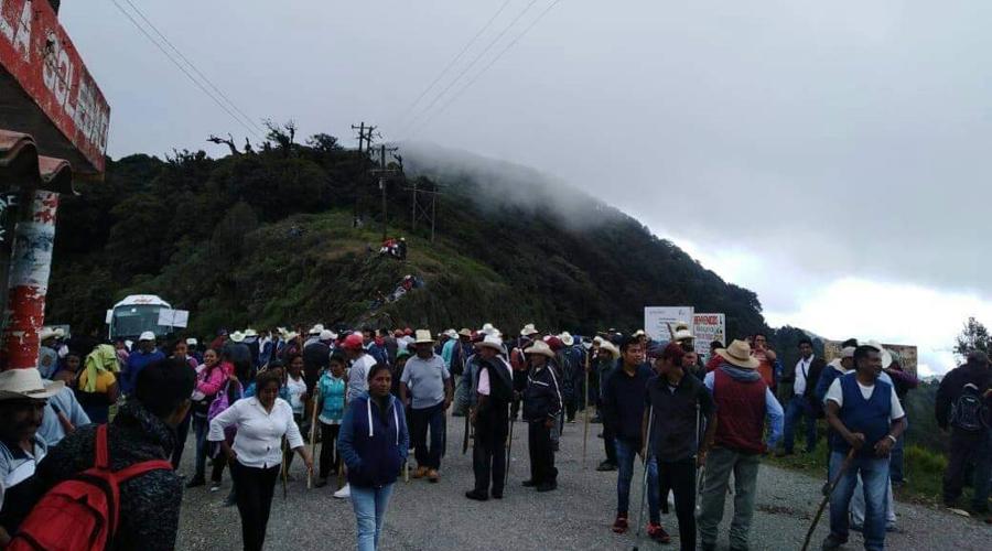 Sigue el conflicto político de Teopoxco | El Imparcial de Oaxaca