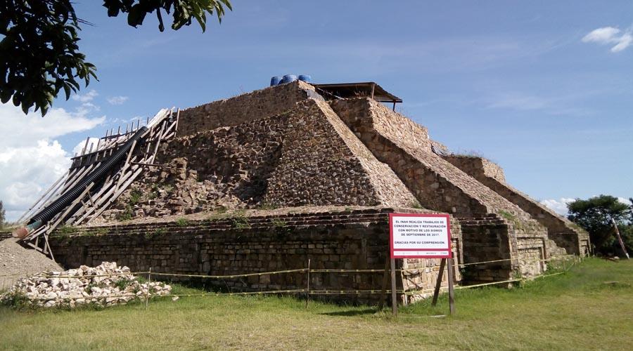 Revisarán avances en reconstrucción de Monte Albán | El Imparcial de Oaxaca