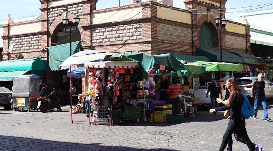 Iniciará este año construcción de mercado para ambulantes del Centro Histórico | El Imparcial de Oaxaca