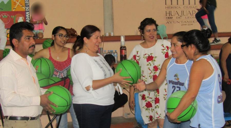 En Huajuapan Buscan regular las actividades deportivas | El Imparcial de Oaxaca