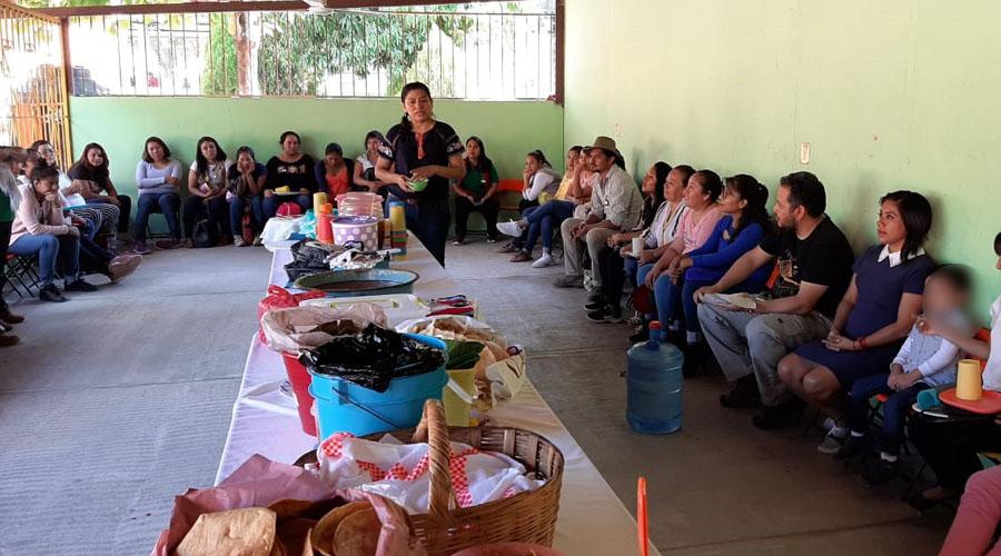 Participan 30 jardines de niños en actividades en Cuicatlán | El Imparcial de Oaxaca