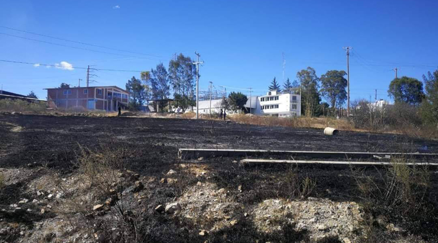 Pide Protección Civil de Tlaxiaco no bajar la guardia ante los incendios | El Imparcial de Oaxaca