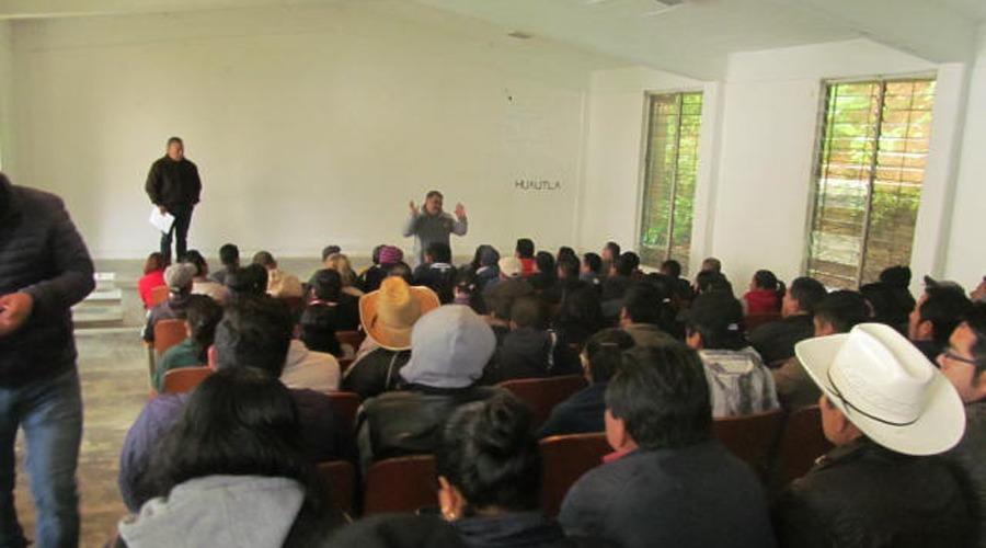 Ediles de zona mazateca se reunieron el pasado 28 de enero | El Imparcial de Oaxaca