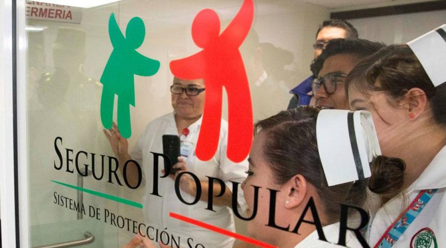 Cosas que debes saber acerca de la desaparición del Seguro Popular   El Imparcial de Oaxaca