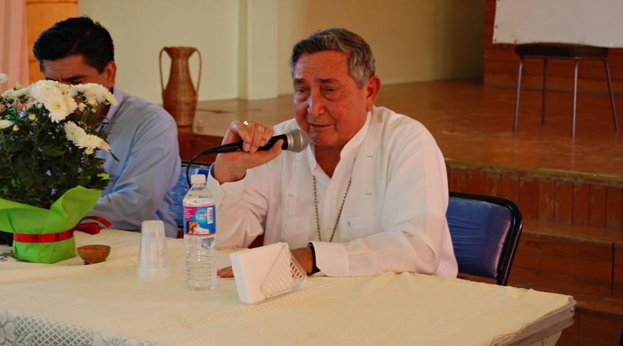 Pide obispo de Huajuapan orar por periodistas | El Imparcial de Oaxaca