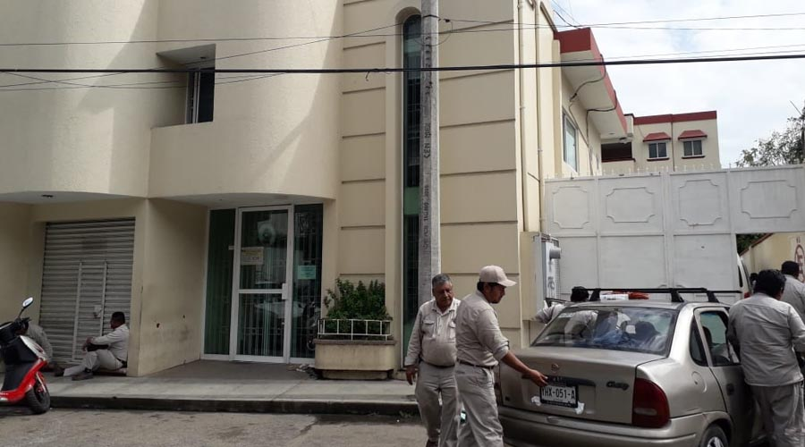 Toman oficinas de la jurisdicción sanitaria de Tuxtepec, Oaxaca   El Imparcial de Oaxaca