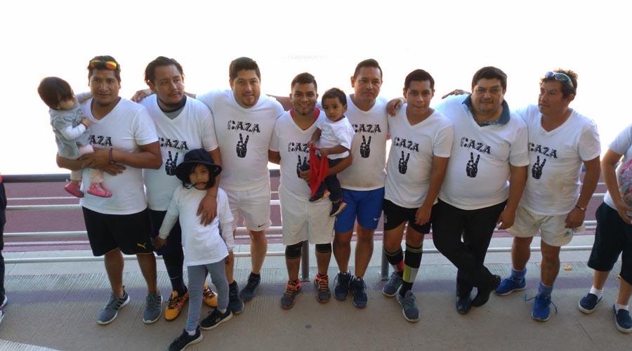 Torneo de año nuevo en Jalatlaco   El Imparcial de Oaxaca