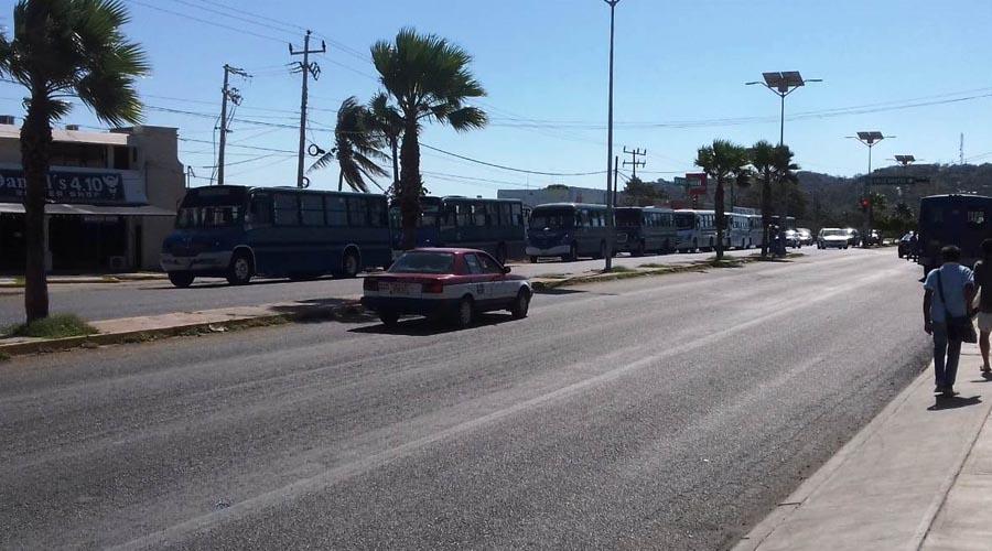 Operativos equitativos | El Imparcial de Oaxaca