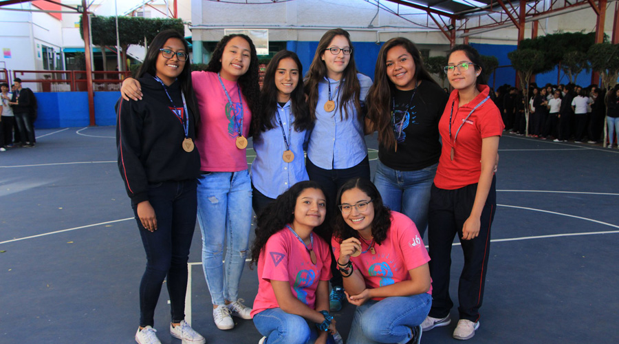 Alistan nuevo torneo de voleibol Calasanz 2020 | El Imparcial de Oaxaca