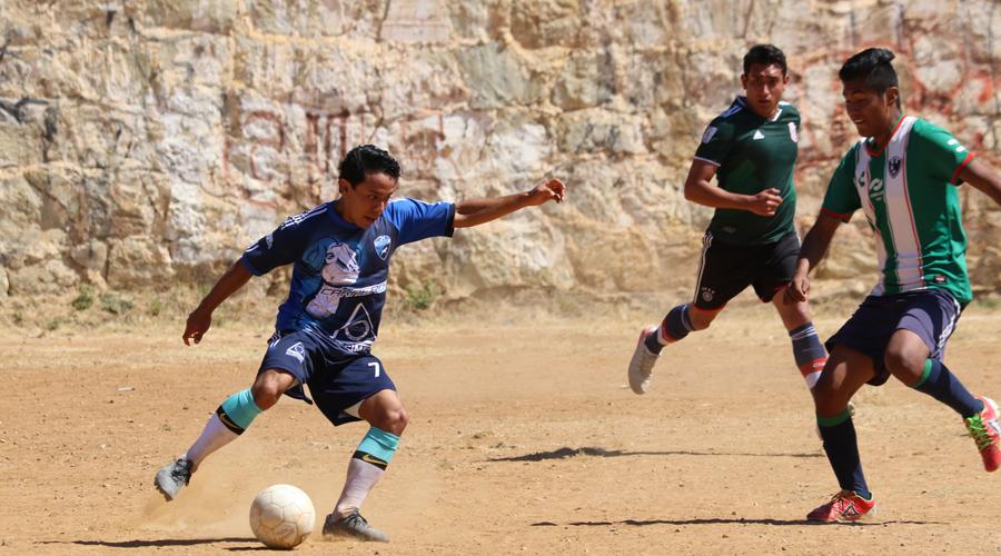 Carneros conservan la etiqueta de invictos de la Liga Mayor A   El Imparcial de Oaxaca