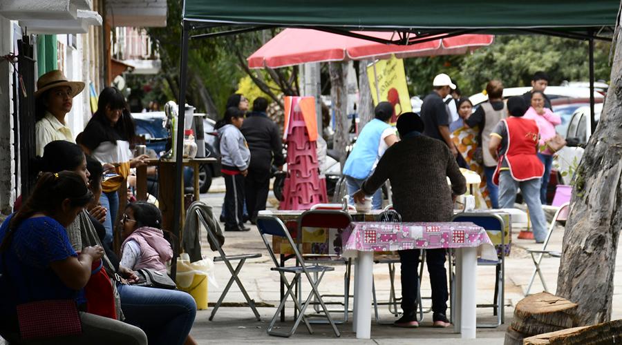 Sufren robos, ciudadanos que tramitan pasaporte en SRE de Oaxaca | El Imparcial de Oaxaca