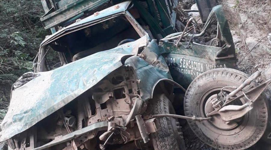 Los emboscaron y calcinaron en Chilapa | El Imparcial de Oaxaca