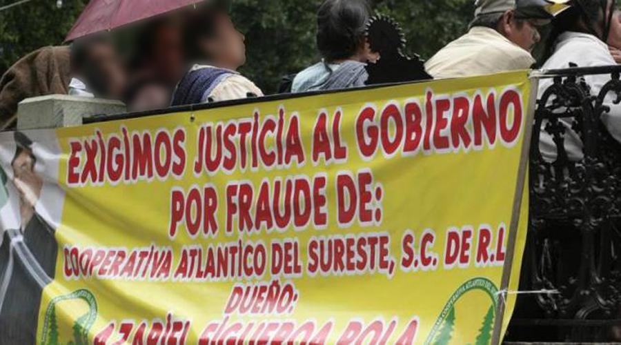 Logran 66 millones de pesos para casi 5 mil defraudados | El Imparcial de Oaxaca
