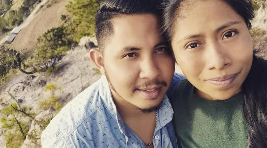 Novio de Yalitza Aparicio presume su gran amor junto a la actriz   El Imparcial de Oaxaca