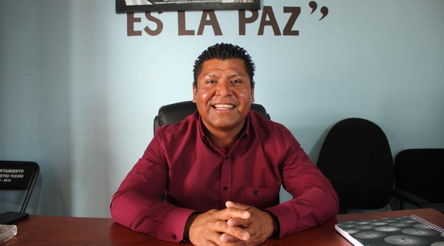 En Yucuná cambiaron los chicles por el cemento   El Imparcial de Oaxaca