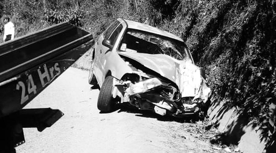 Choque en Yolotepec | El Imparcial de Oaxaca