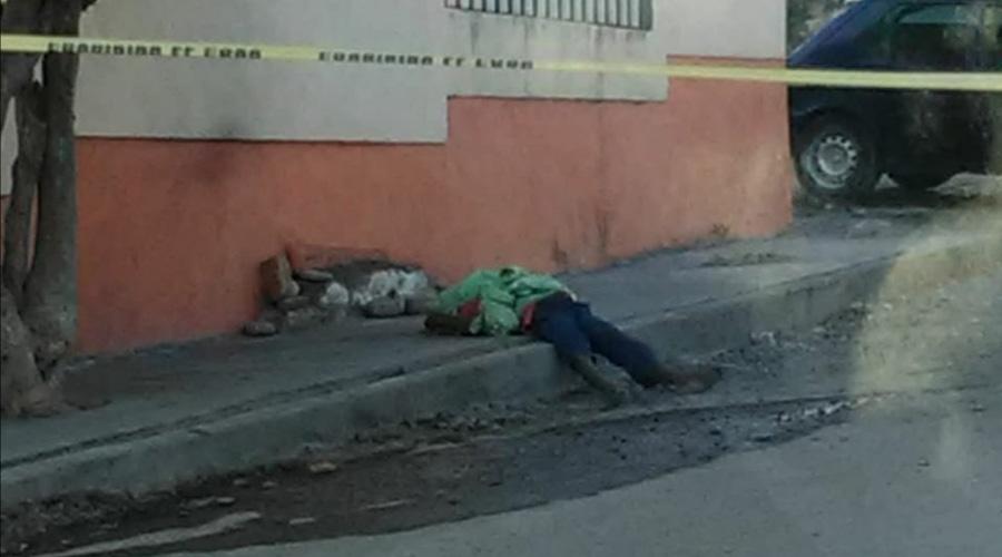 Hombre es hallado muerto frente a primaria en Salina Cruz   El Imparcial de Oaxaca
