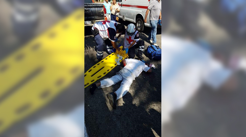 Empleado de Chedraui es embestido brutalmente en Huatulco | El Imparcial de Oaxaca
