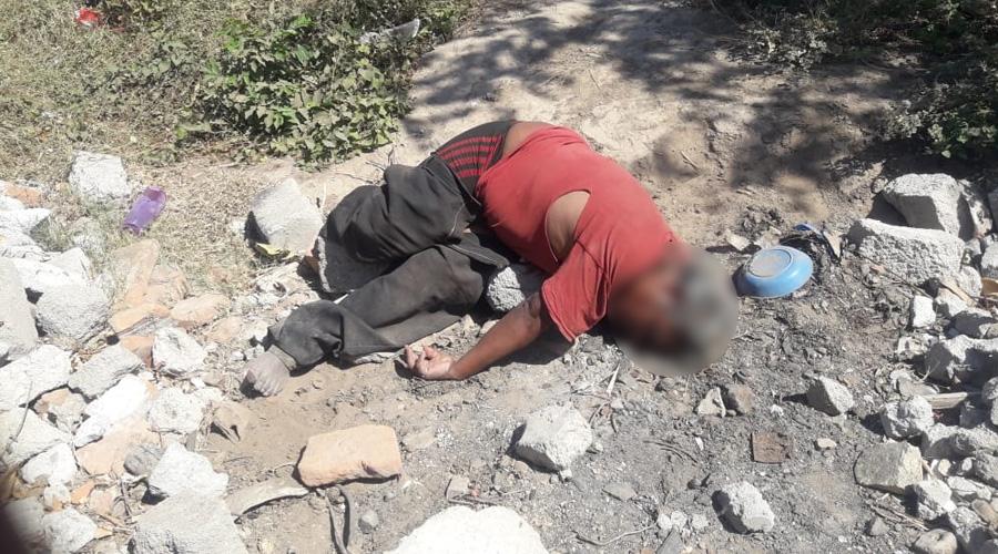 Hombre es encontrado en estado grave | El Imparcial de Oaxaca