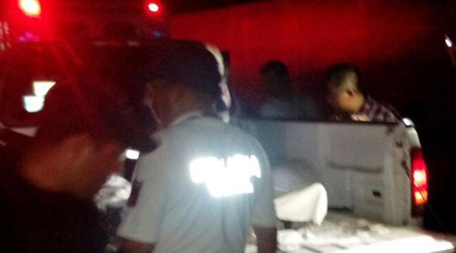 Fatídico accidente de un motociclista | El Imparcial de Oaxaca