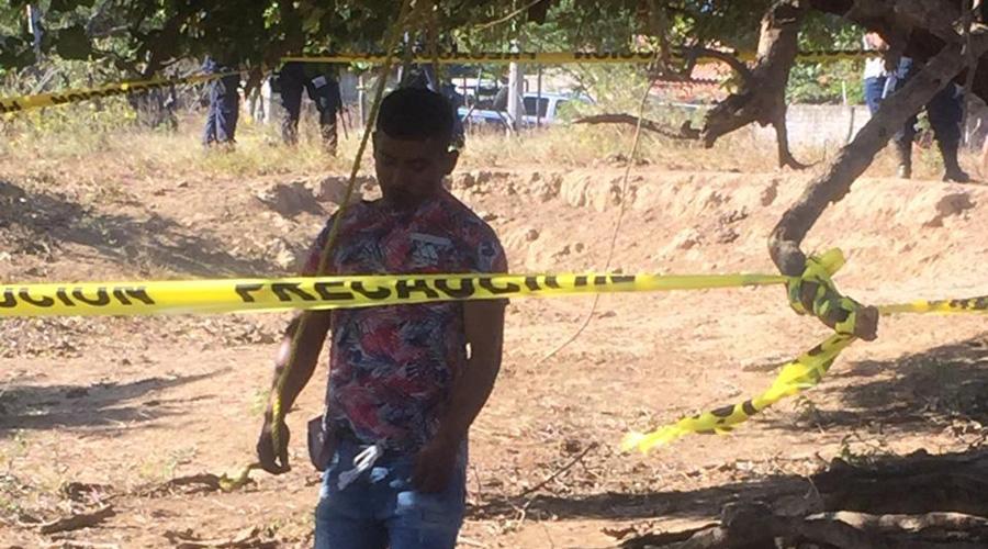 Joven Se cuelga del árbol | El Imparcial de Oaxaca
