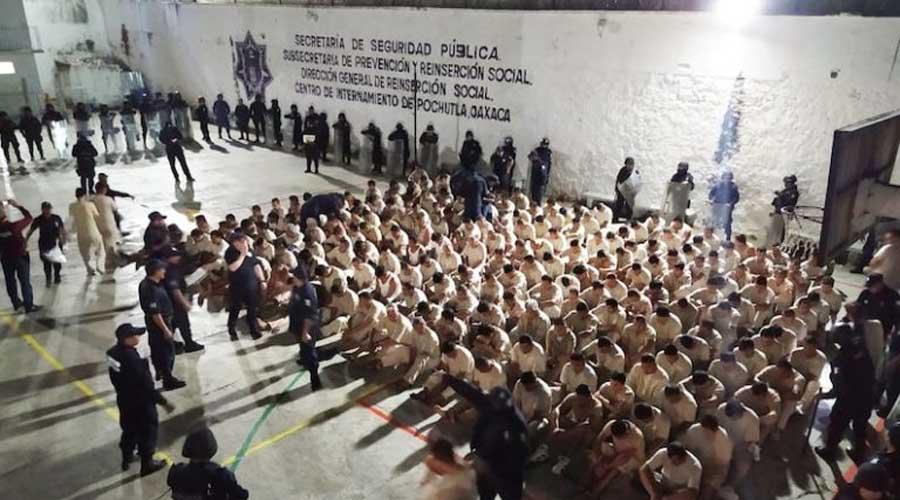 Cierran penal de Pochutla | El Imparcial de Oaxaca