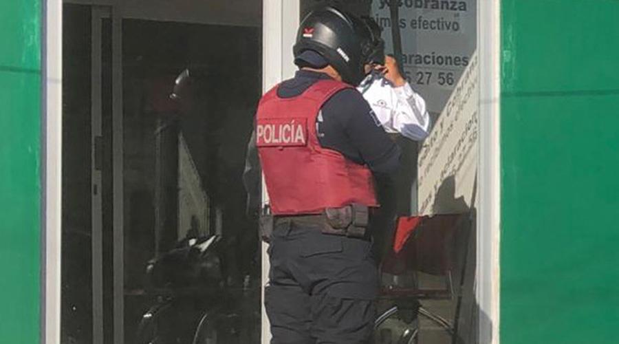 Despojan de su moto a un empleado de Banco Azteca | El Imparcial de Oaxaca
