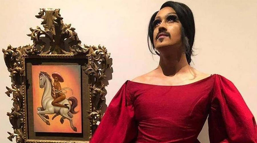 Empresario catalán compra polémica pintura de Zapata femenino | El Imparcial de Oaxaca