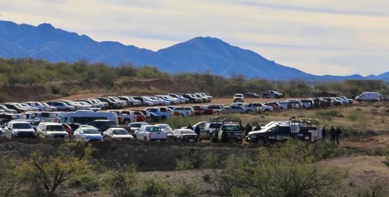 Llega AMLO a rancho La Mora par reunirse con los LeBarón | El Imparcial de Oaxaca