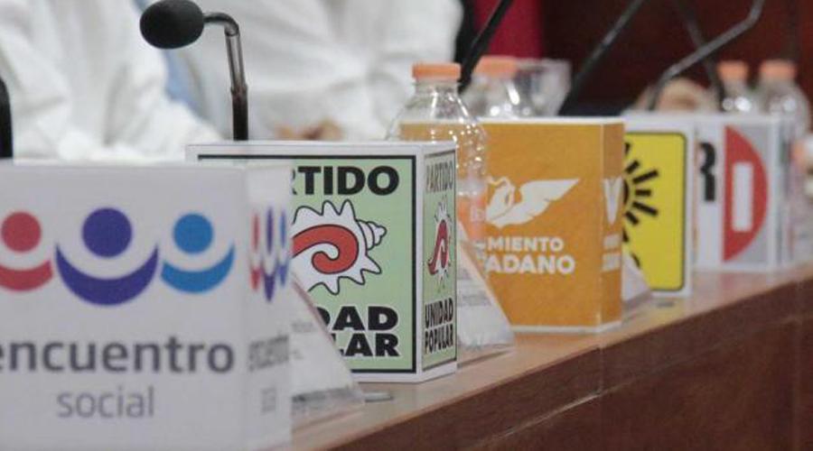 Insiste Morena en reducir recursos a partidos políticos | El Imparcial de Oaxaca