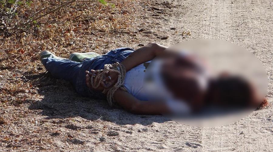 Encuentran cuerpo de un hombre en camino de terraceria que conduce a la Laguna Encantada | El Imparcial de Oaxaca