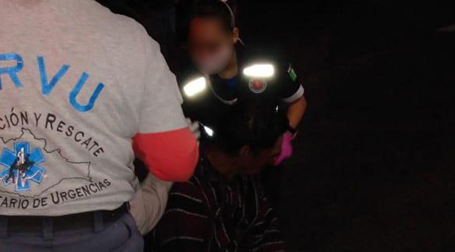 Hombre es atropellado por automóvil particular | El Imparcial de Oaxaca