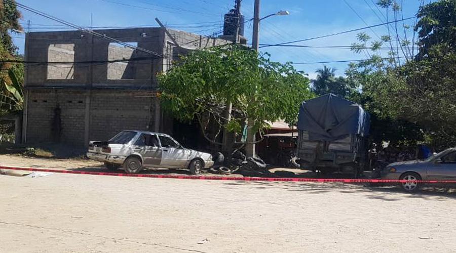 Ataque armado deja muertos y heridos en Tututepec | El Imparcial de Oaxaca
