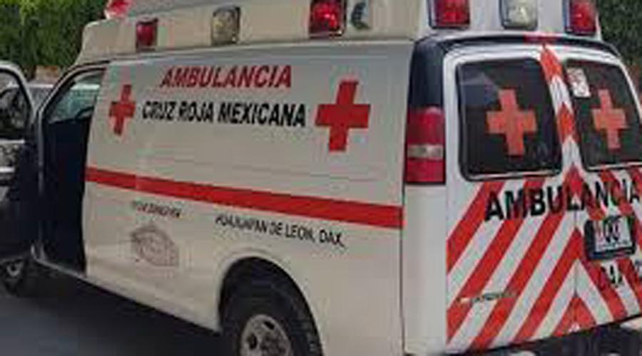 Conductor embiste a dos motociclistas | El Imparcial de Oaxaca