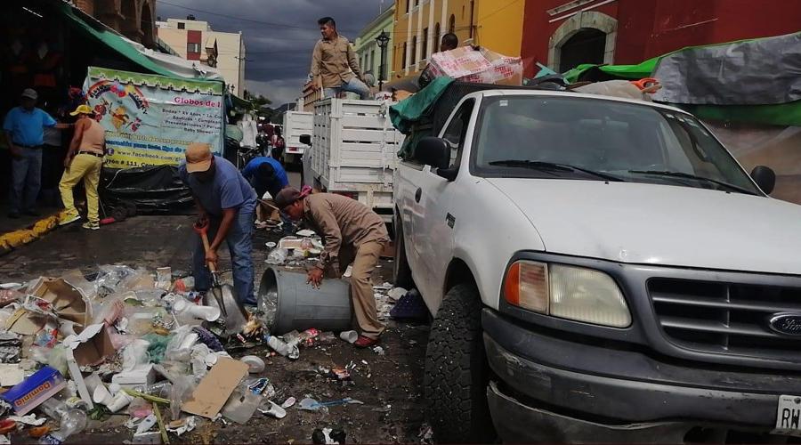 Sin avance servicio de recolección de basura | El Imparcial de Oaxaca