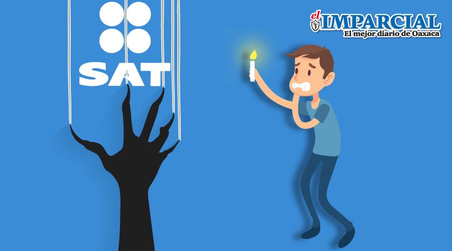 SAT lanzó herramienta para denunciar a factureras | El Imparcial de Oaxaca