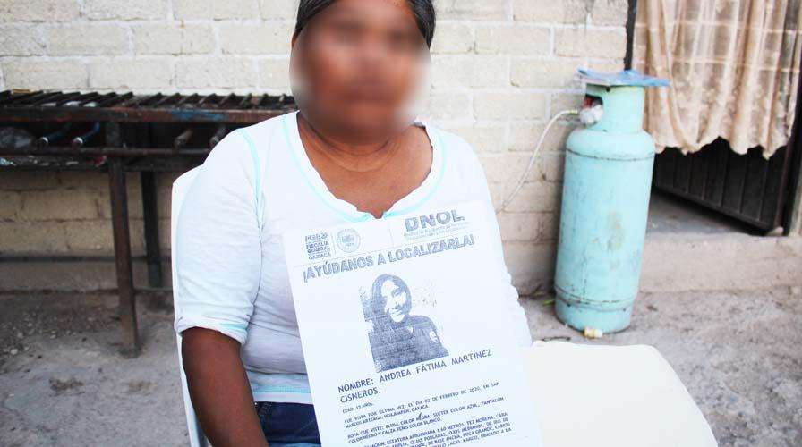Adolescente desaparece en la Mixteca | El Imparcial de Oaxaca