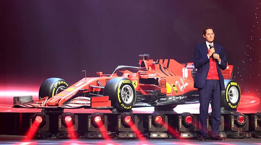 Ferrari presenta el SF1000, el monoplaza con el que alcanzará los 1000 Grandes Premios en la F1   El Imparcial de Oaxaca